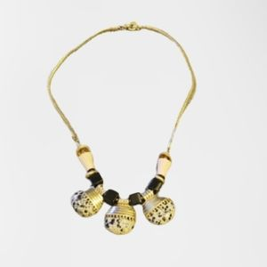 Madewell bead statement necklace